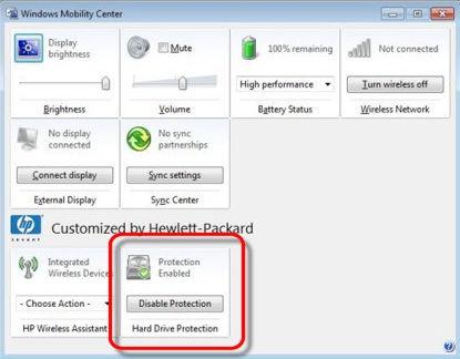 HP 3D DRIVEGUARD DRIVER WINDOWS XP